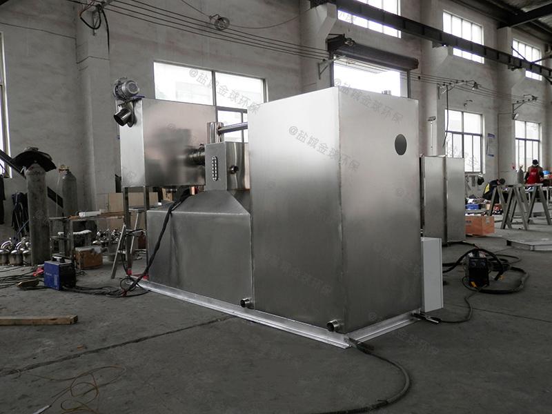荆州厨房垃圾油水分离器图片价格