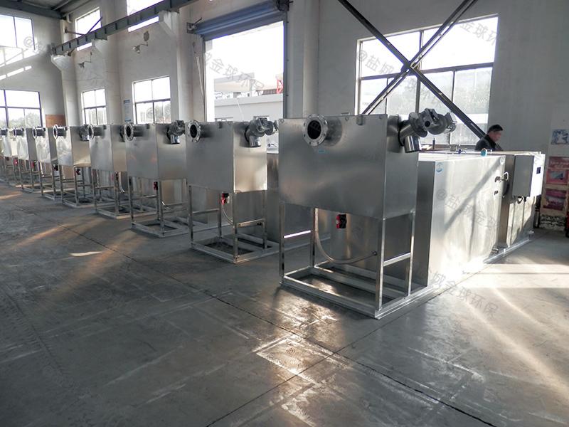 黄石地沟下水除渣隔油提升装置的厂家