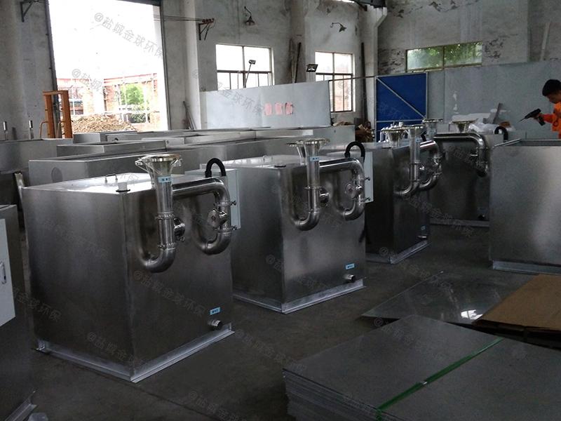 十堰组合式下水隔油器标准