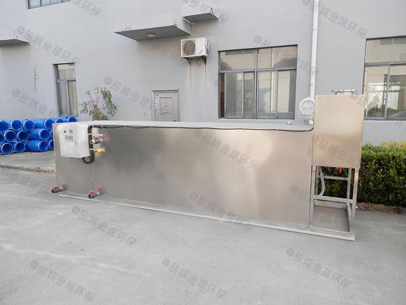 宜昌厨房下水道油水分离成套设备监督部门