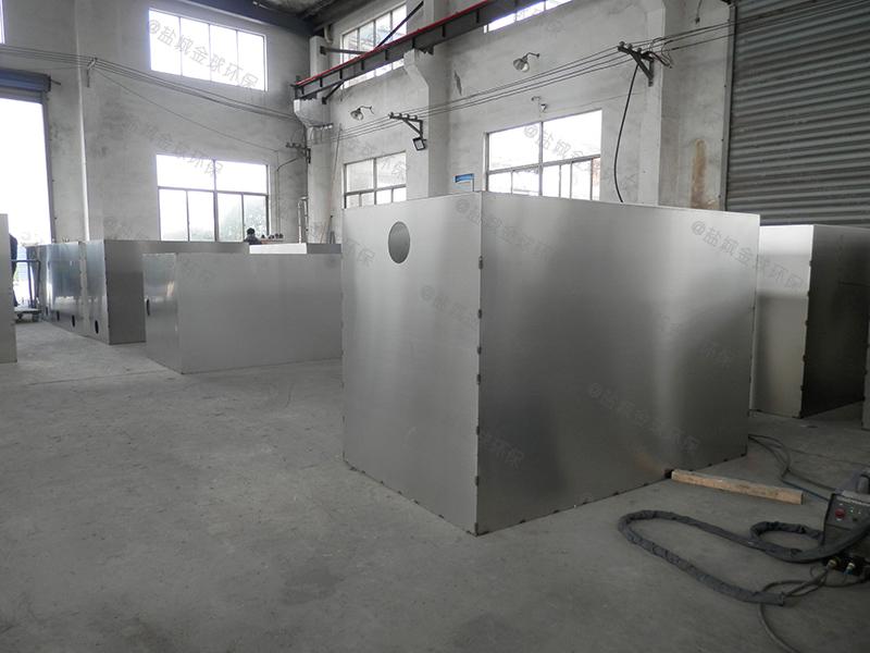 宜昌地沟油水分离污水处理设备的大小