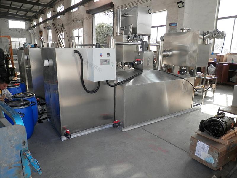 宜昌餐饮企业油水分离污水处理设备哪里有
