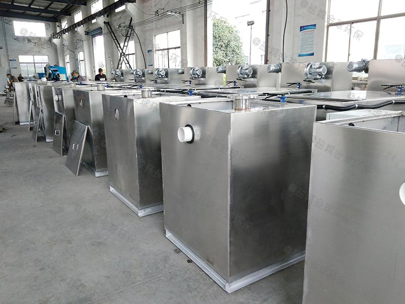 荆州火锅店用的隔油器油污