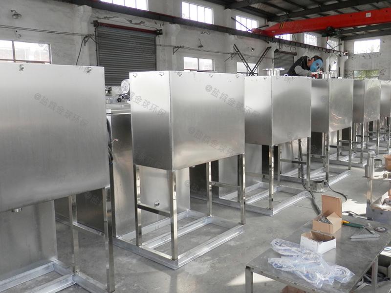 荆门环保要求饭店下水隔油提升设备供货商