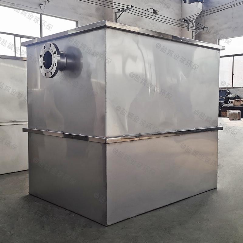 荆门大型智能一体厨房下水隔油提升装置供货商