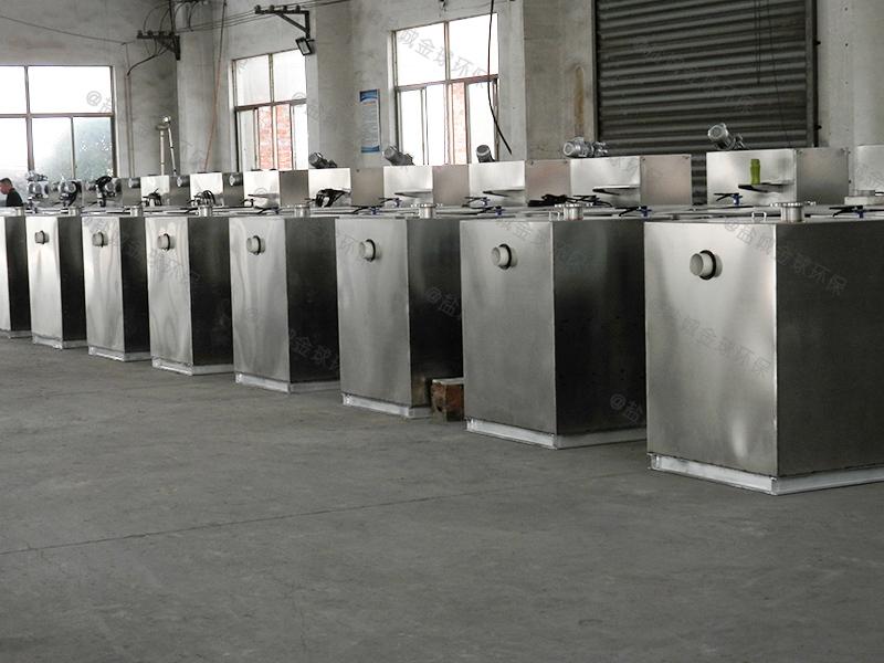荆门大型智能一体厨房下水油水分离器排行榜