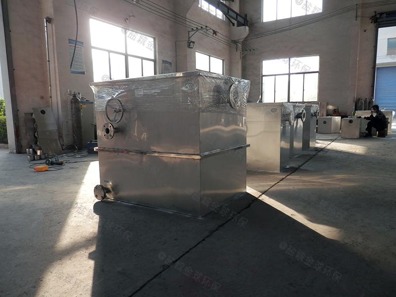 武汉方形下水除渣隔油提升一体化装置参数