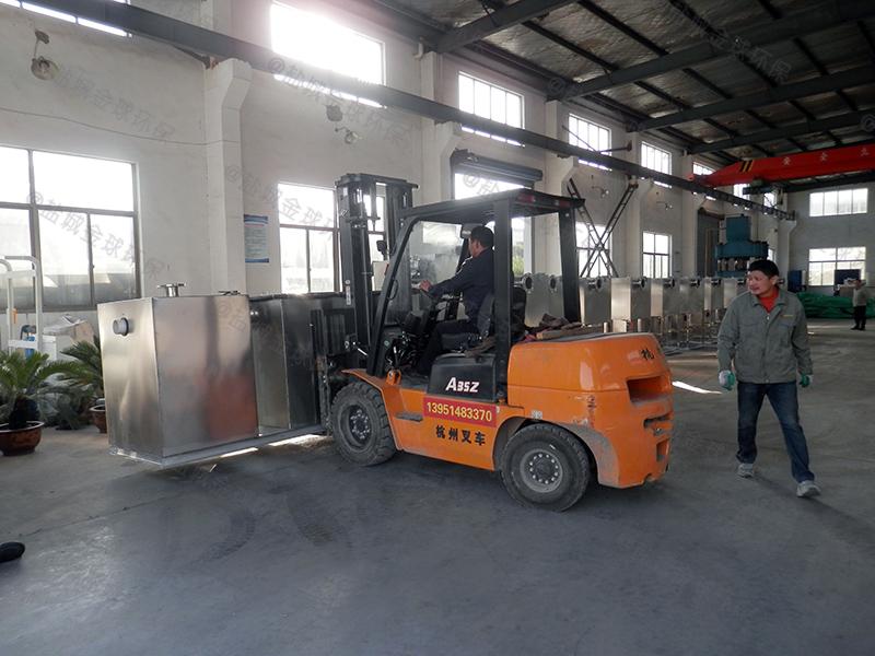 武汉厨用油水分离器设备厂加盟