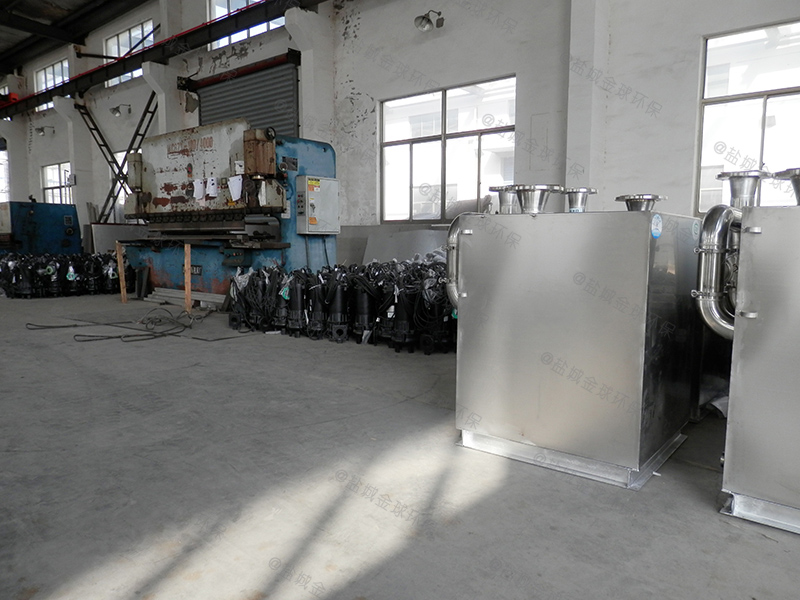 武汉给排水图集油水分离一体化设备大小怎么确定