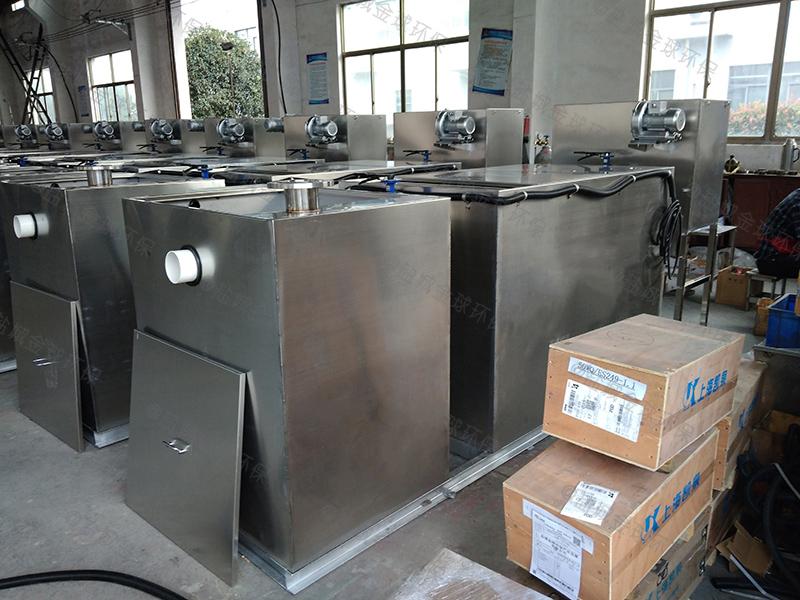 湖北厨房设备下水油水分离设备供货商