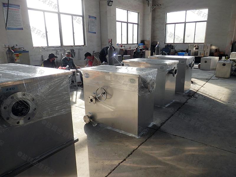 襄阳地沟油水分离器设备套定额