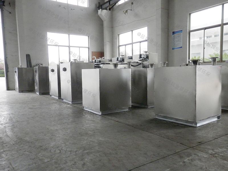 恩施加热下水道隔油提升装置项目