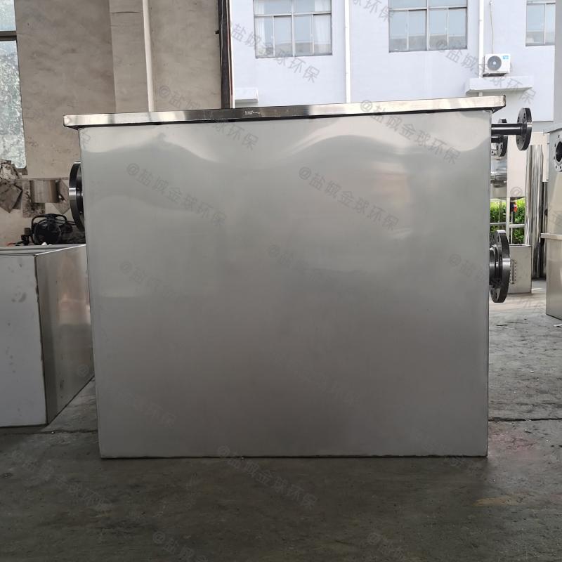 鄂州环保设备厨房下水除渣隔油提升装置怎么操作