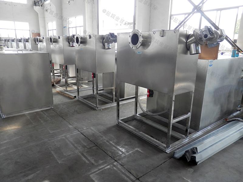 鄂州高速油水分离器提升设备安全
