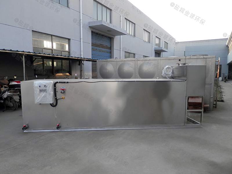 恩施厨房用成品油水分离处理设备造价