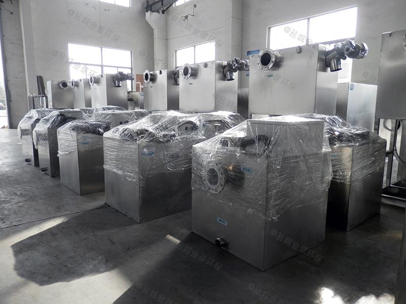 襄阳蛋糕店下水除渣隔油提升一体化设备监督部门