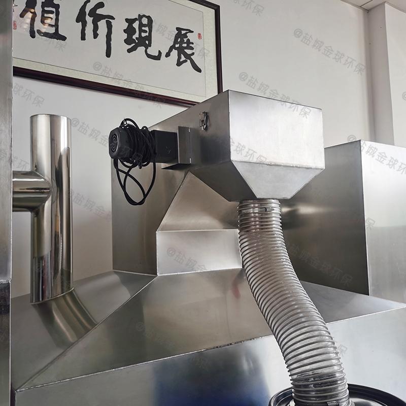 宜昌洗菜下水油水分离器标准