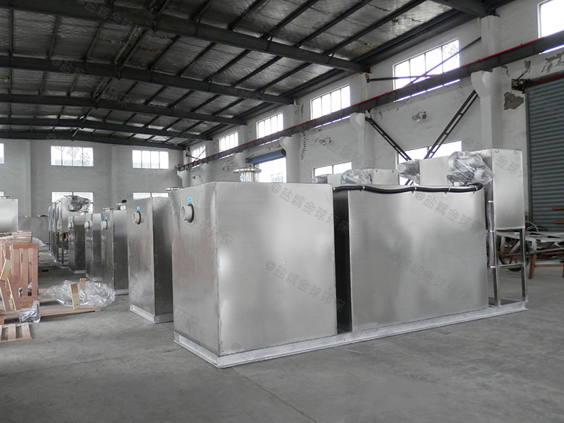 宜昌污水的下水道除渣隔油提升一体化装置厂家批发