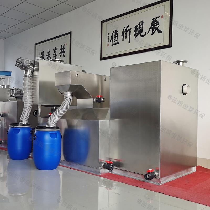 咸宁餐厨废水全自动下水隔油提升装置好的设备