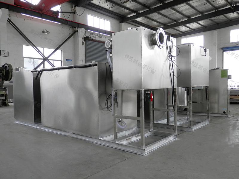 荆州餐饮小型厨房下水油水分离设备维保