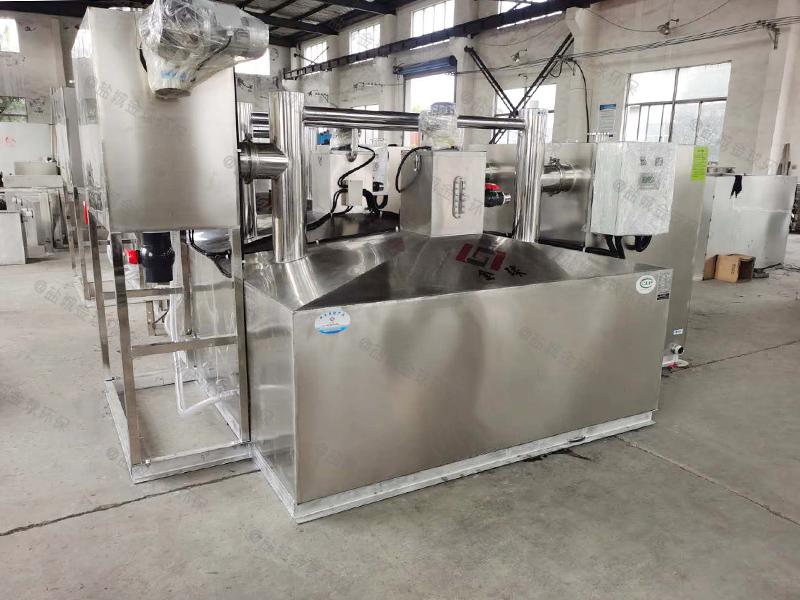 黄冈厨房设备下水油水分离设备排行榜