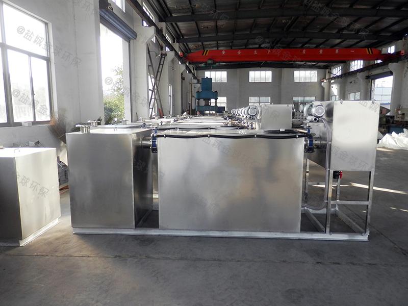 宜昌独立油水分离成套设备油渣处理
