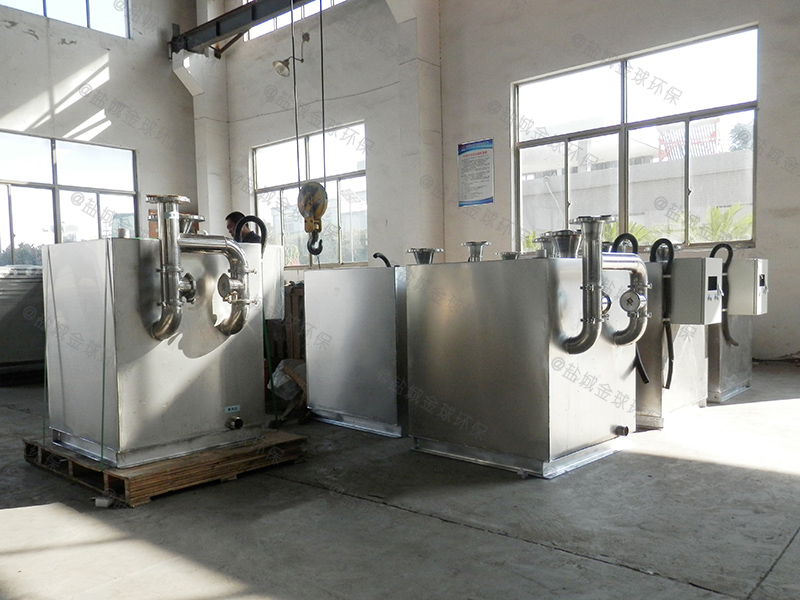 荆门大型智能一体厨房下水除渣隔油提升装置哪有的卖