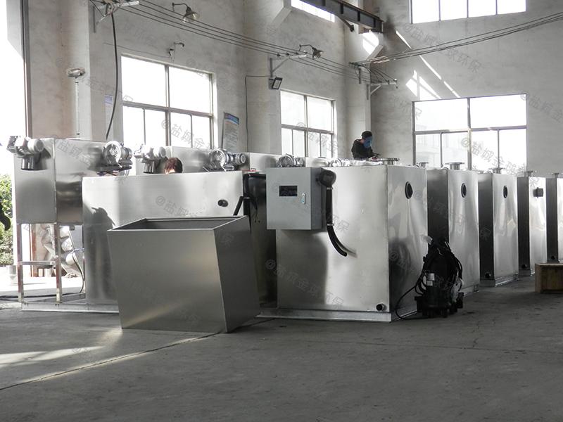 黄石环保要求饭店下水油水分离器怎么操作