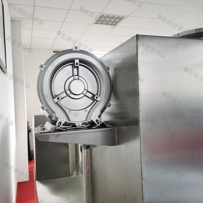 武汉全自动强排食堂下水道油水分离器价格如何