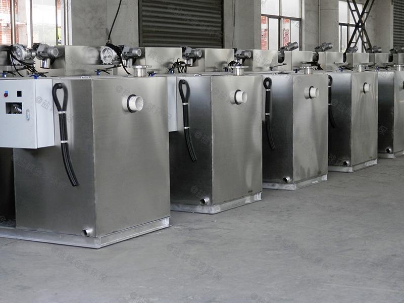 恩施含油废水处理下水隔油提升设备好的设备